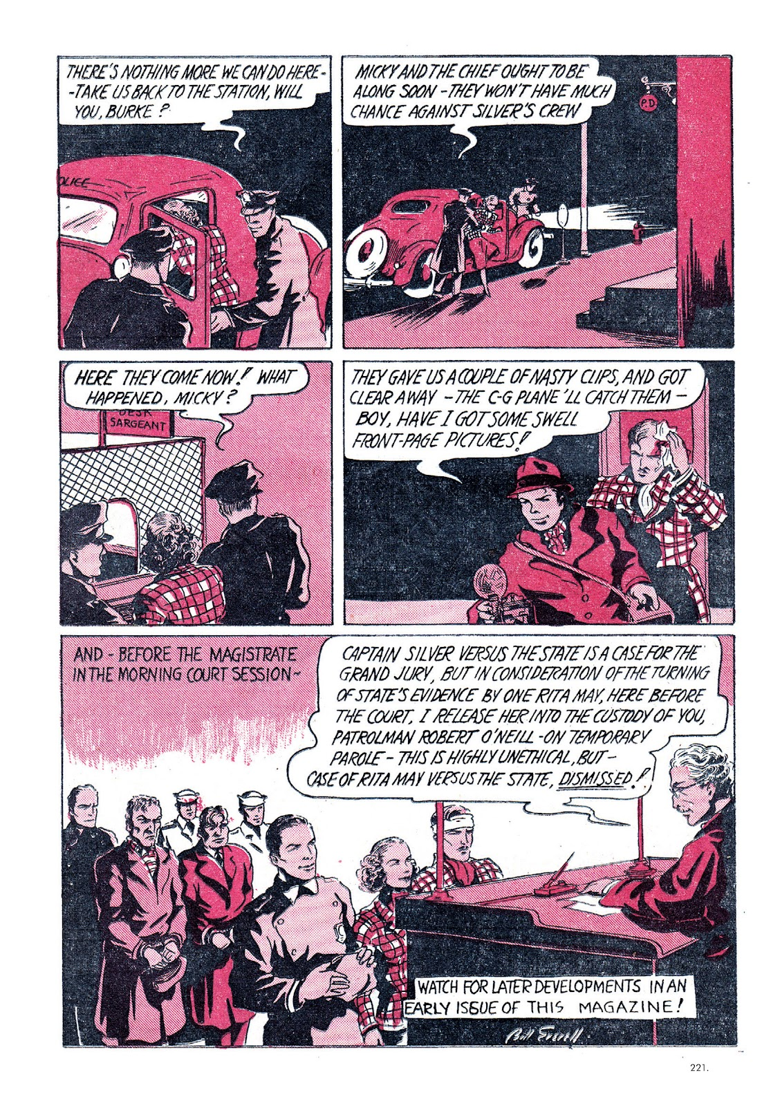 Read online The Bill Everett Archives comic -  Issue # TPB 1 (Part 3) - 22