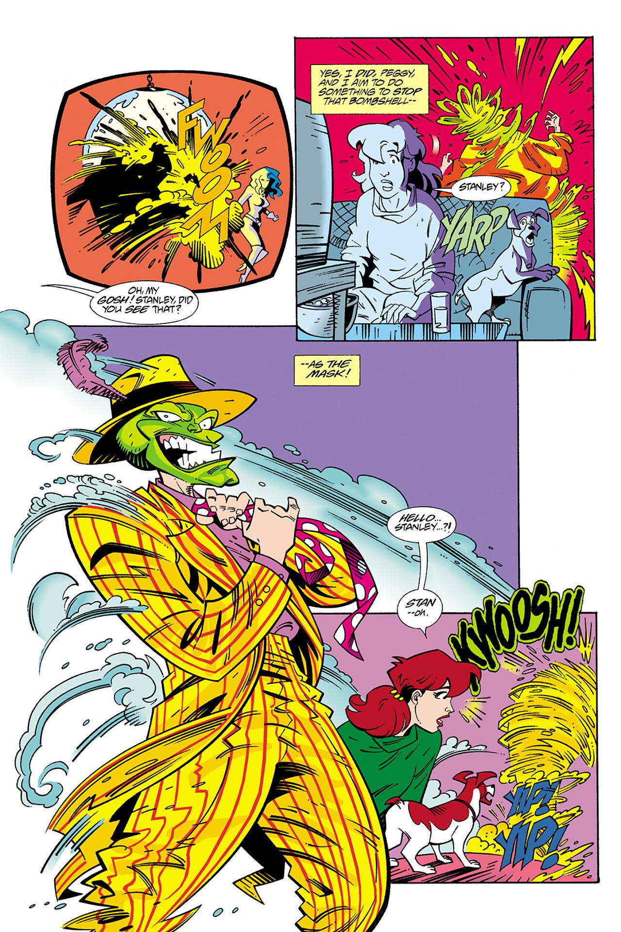 Read online Adventures Of The Mask Omnibus comic -  Issue #Adventures Of The Mask Omnibus Full - 143