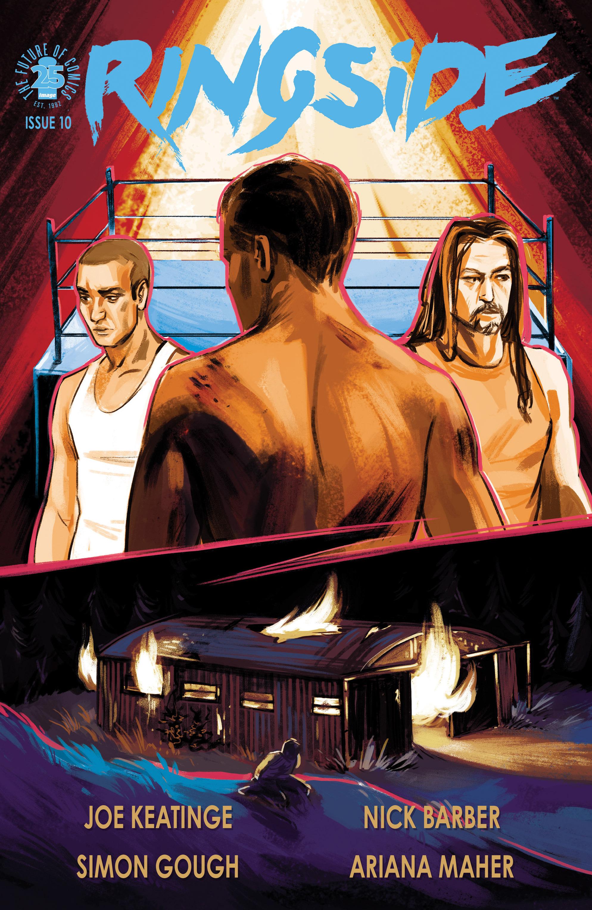 Read online Ringside comic -  Issue #10 - 1