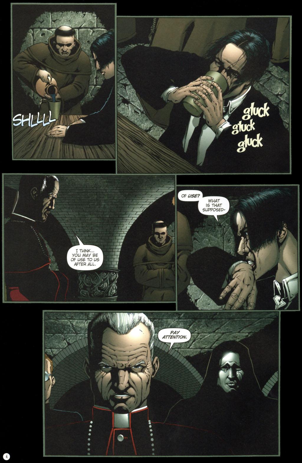 Read online Rex Mundi comic -  Issue #11 - 8