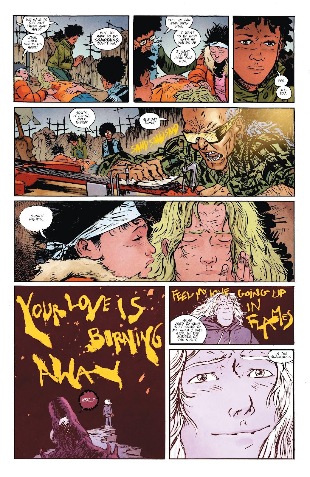 Read online Murder Falcon comic -  Issue #7 - 17