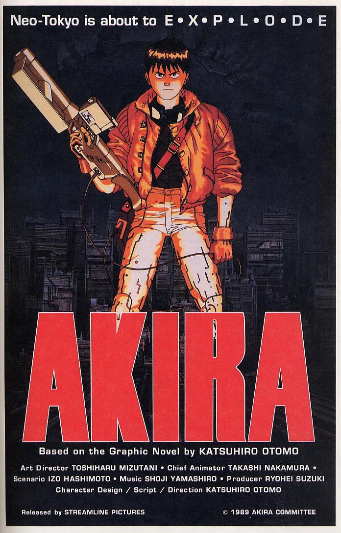 Read online Akira comic -  Issue #19 - 64