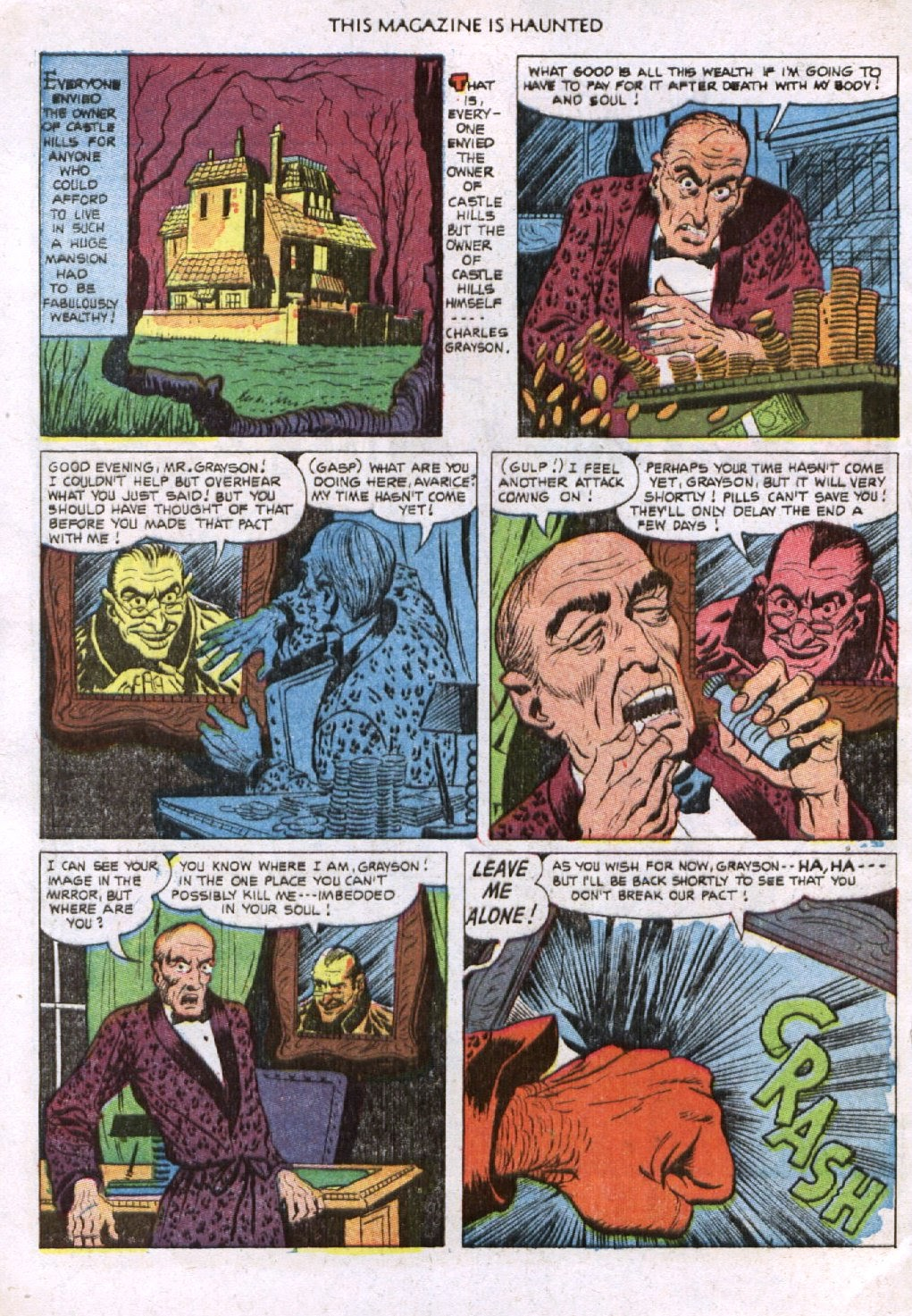 Read online This Magazine Is Haunted comic -  Issue #8 - 4