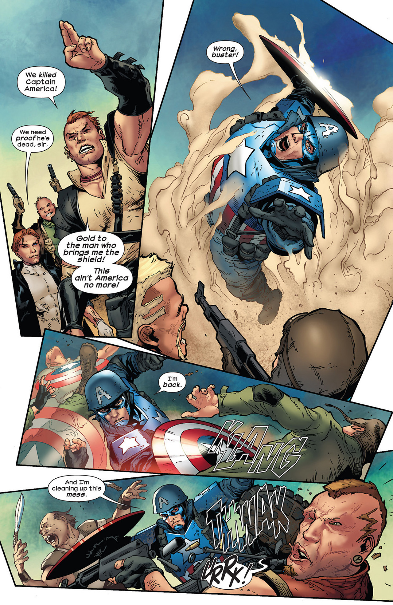Read online Ultimate Comics Ultimates comic -  Issue #13 - 9