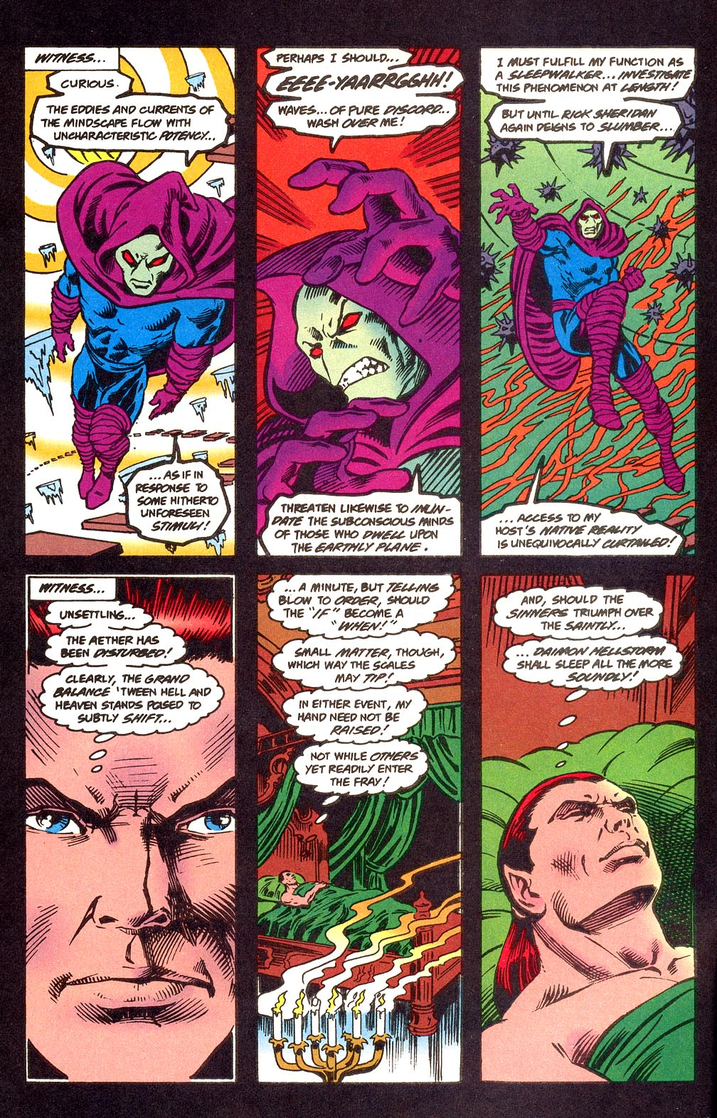 Read online Secret Defenders comic -  Issue #25 - 3