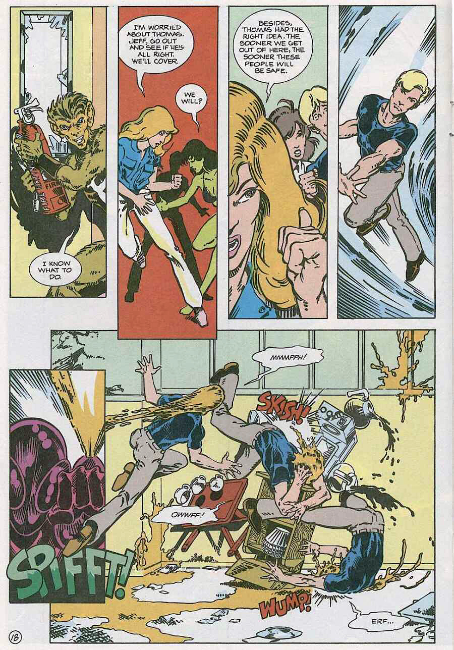 Elementals (1984) issue 1 - Page 19