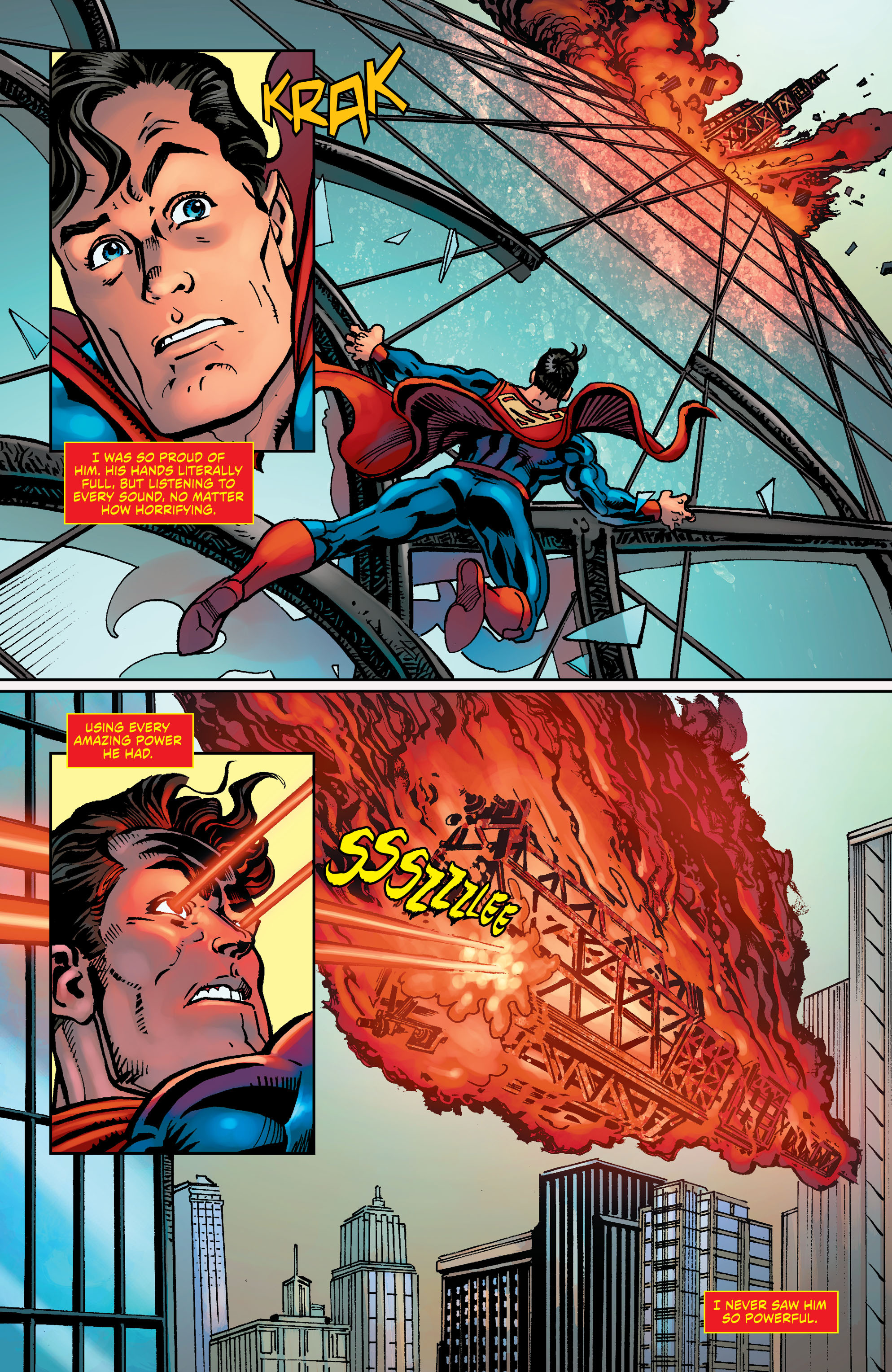 Read online Worlds' Finest comic -  Issue #31 - 6