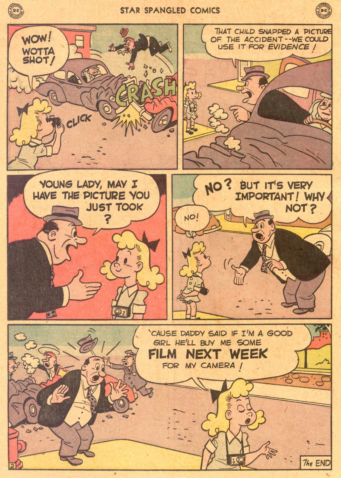 Star Spangled Comics (1941) issue 80 - Page 24