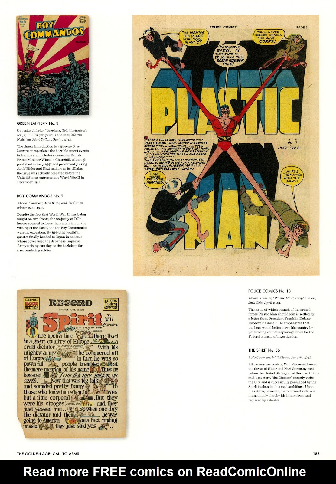 Read online 75 Years Of DC Comics comic -  Issue # TPB (Part 2) - 95