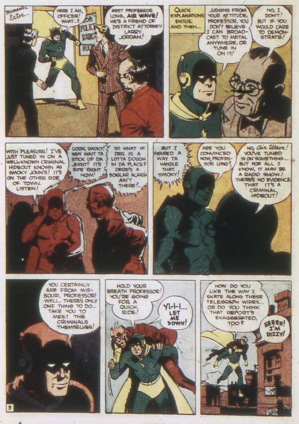 Read online Detective Comics (1937) comic -  Issue #87 - 20
