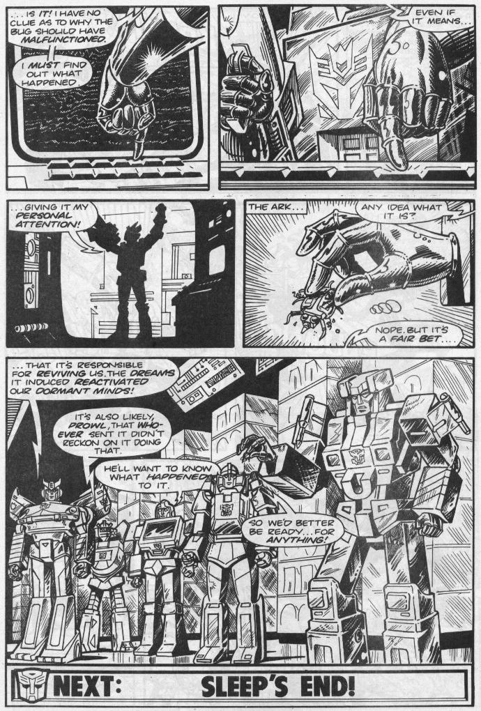 The Transformers (UK) 259 Page 12