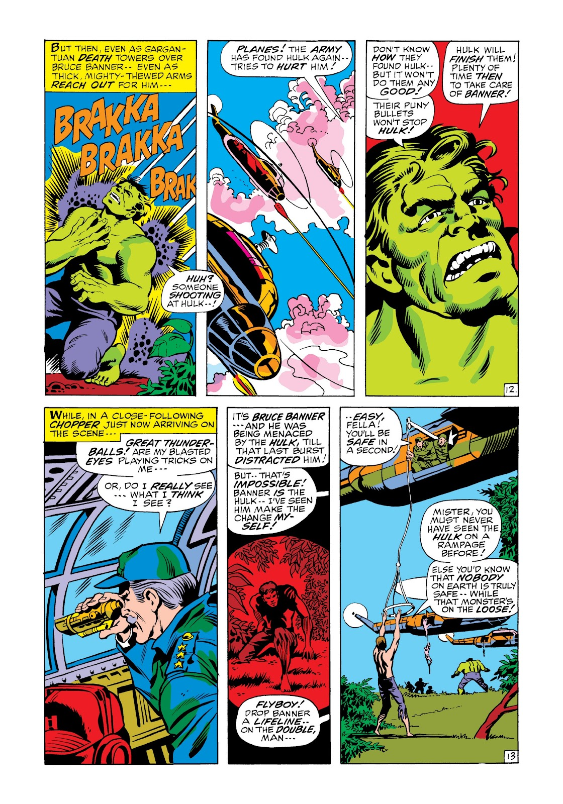 Read online Marvel Masterworks: The Incredible Hulk comic -  Issue # TPB 6 (Part 2) - 86
