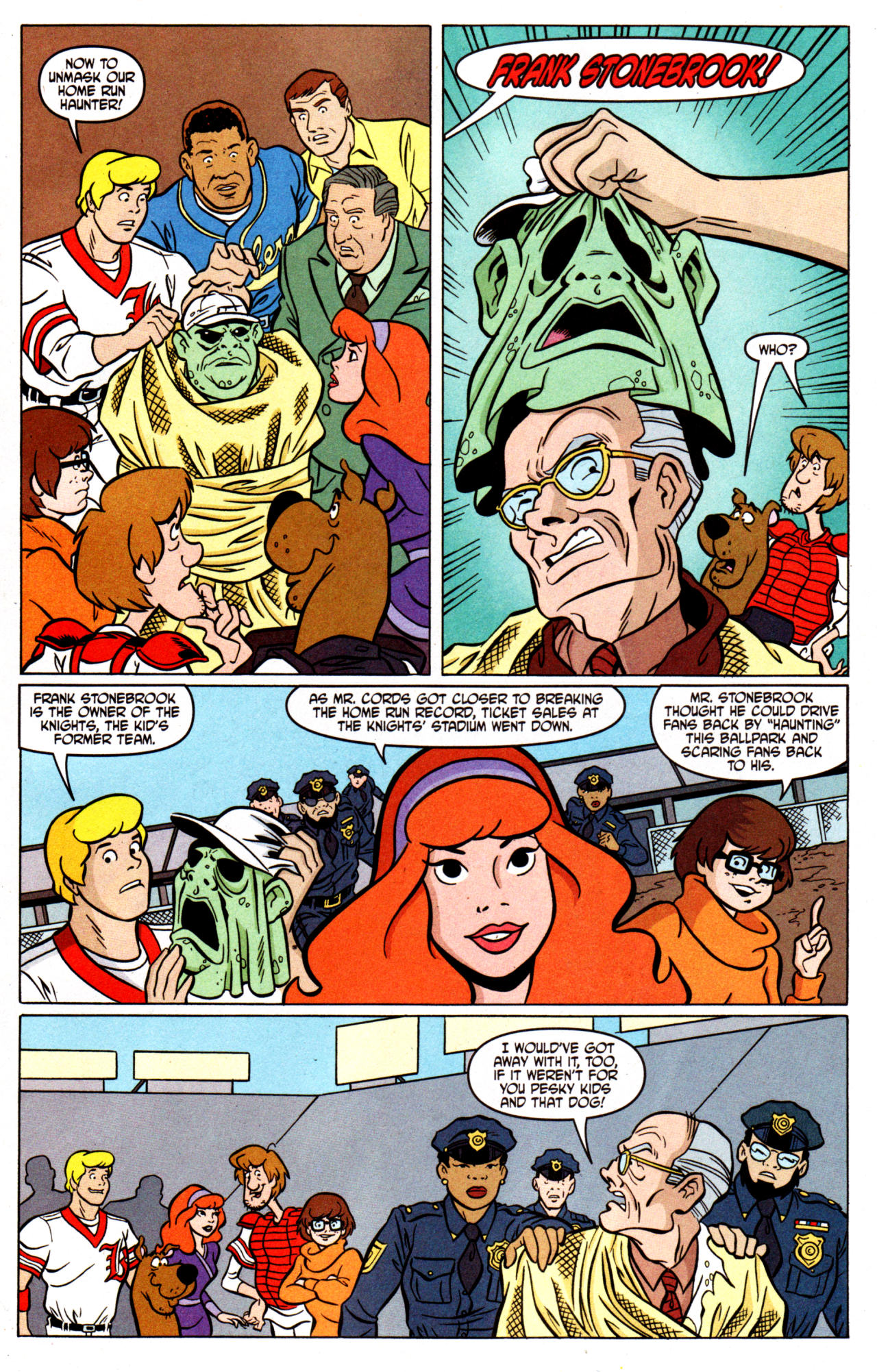 Read online Scooby-Doo (1997) comic -  Issue #120 - 28