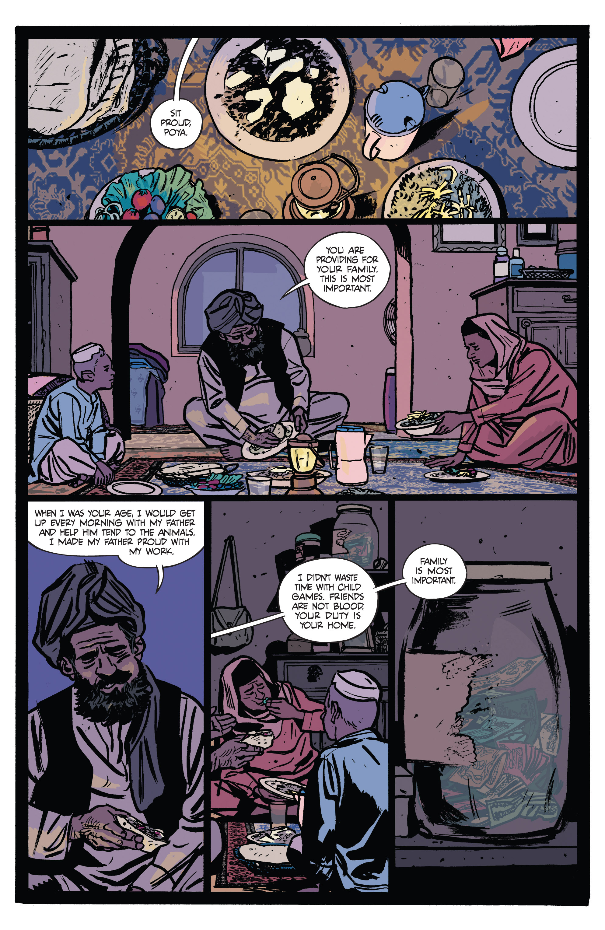 Read online Graveyard of Empires comic -  Issue # TPB - 123