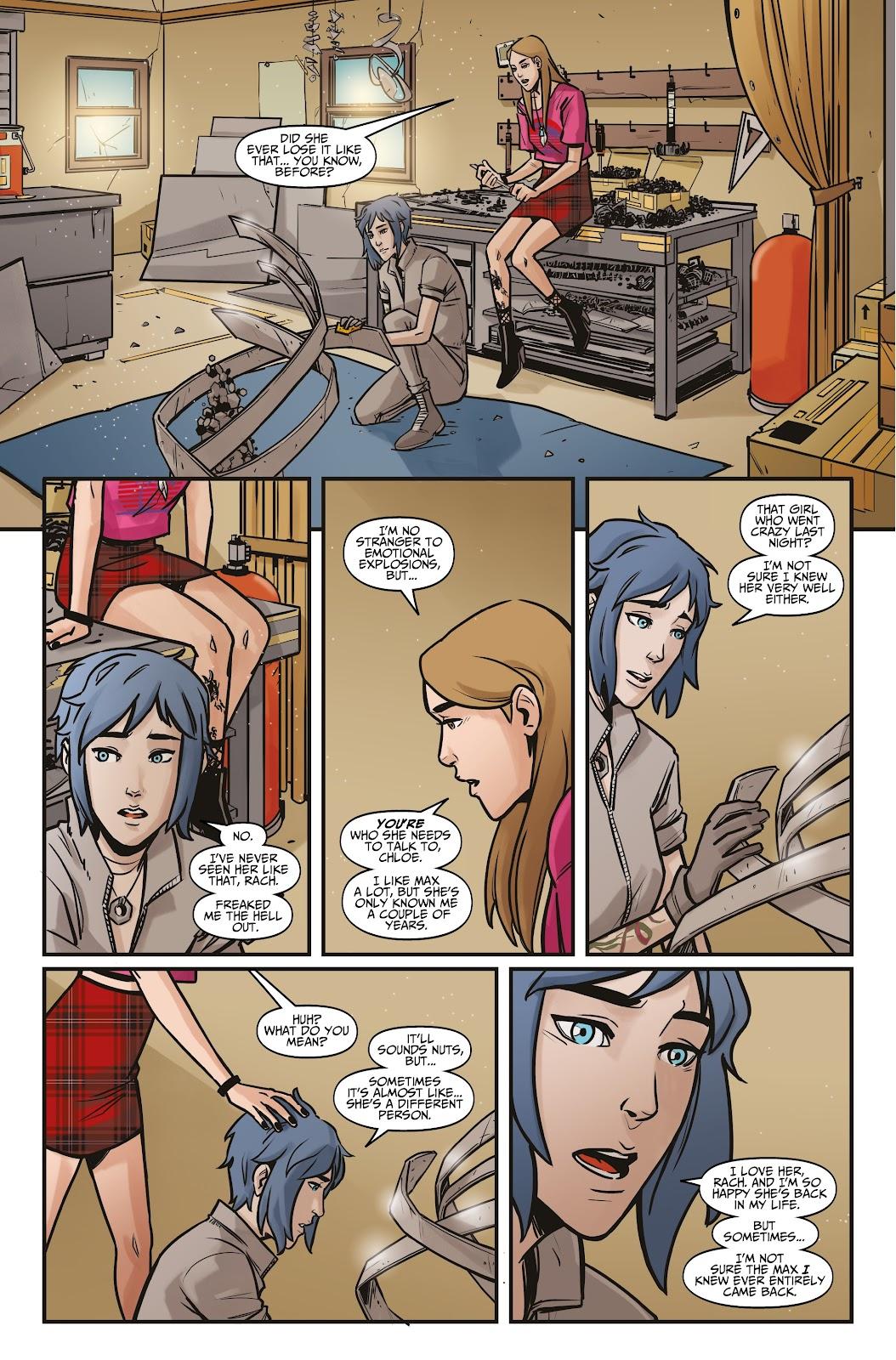Read online Life is Strange comic -  Issue #6 - 20