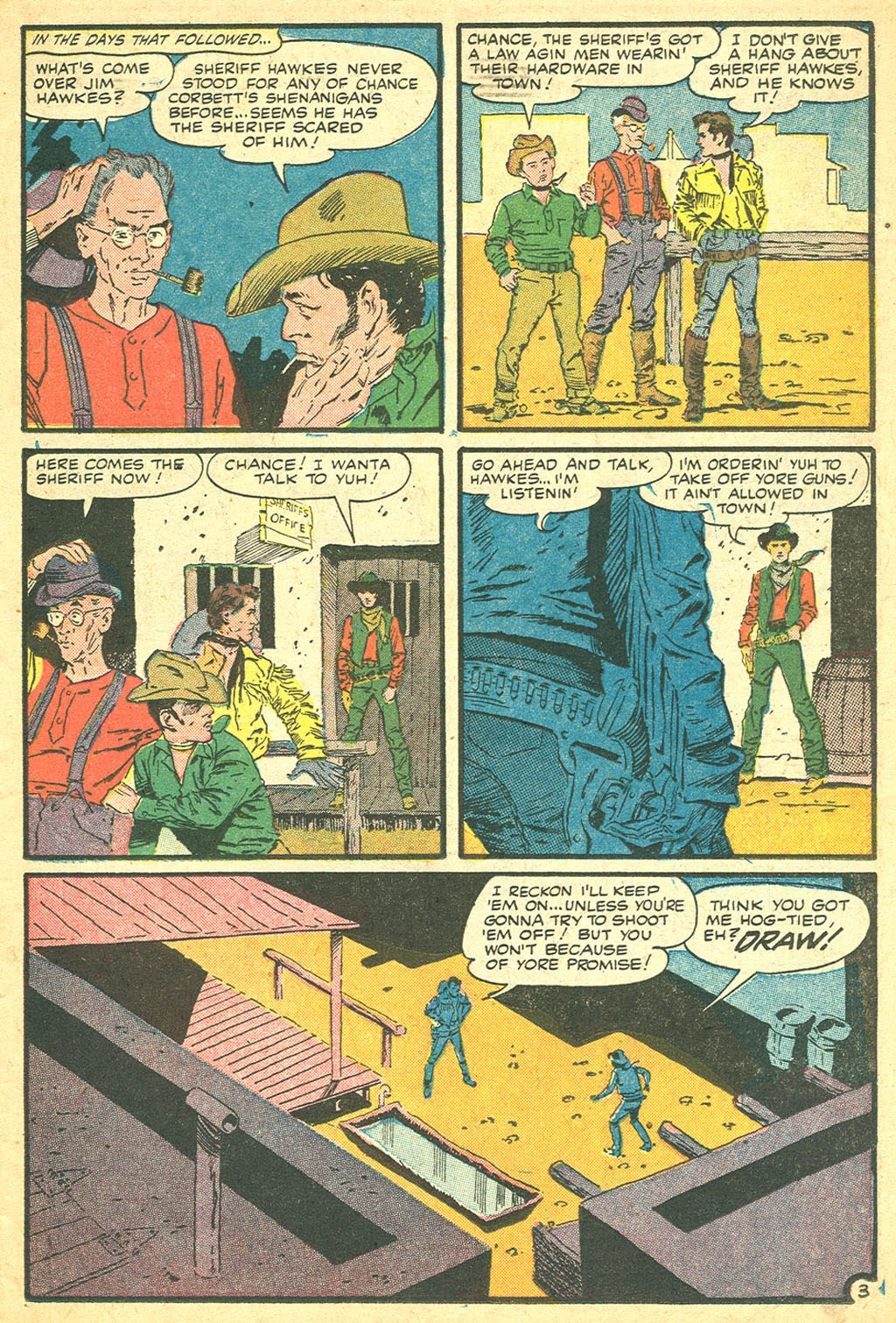 Kid Colt Outlaw issue 60 - Page 23