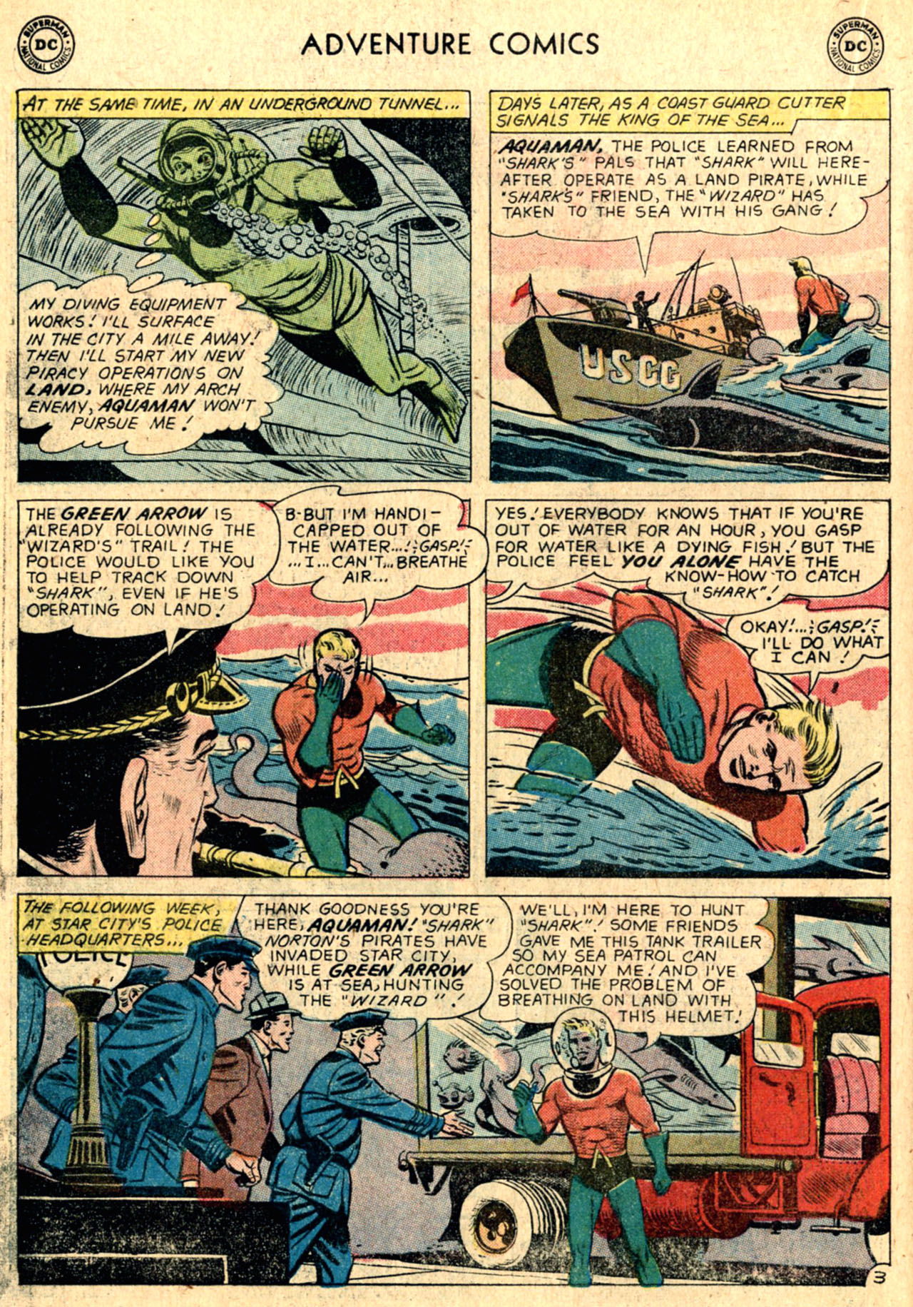 Read online Adventure Comics (1938) comic -  Issue #267 - 18