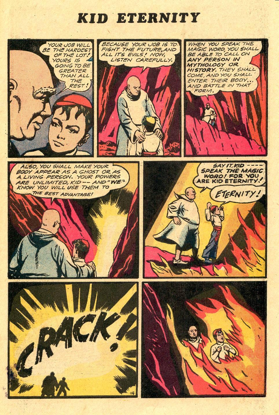Read online Secret Origins (1973) comic -  Issue #4 - 31