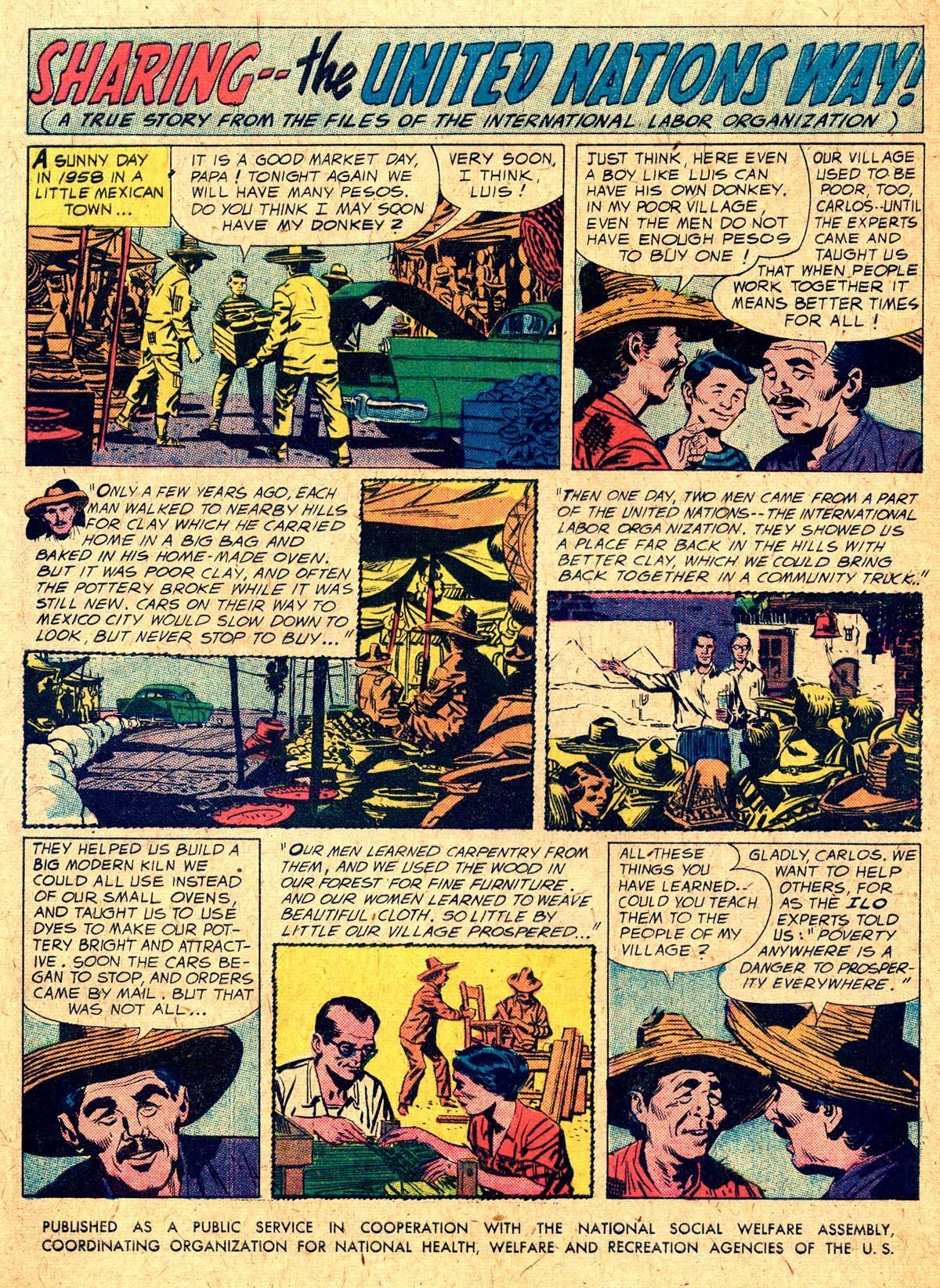 Read online All-Star Western (1951) comic -  Issue #104 - 24