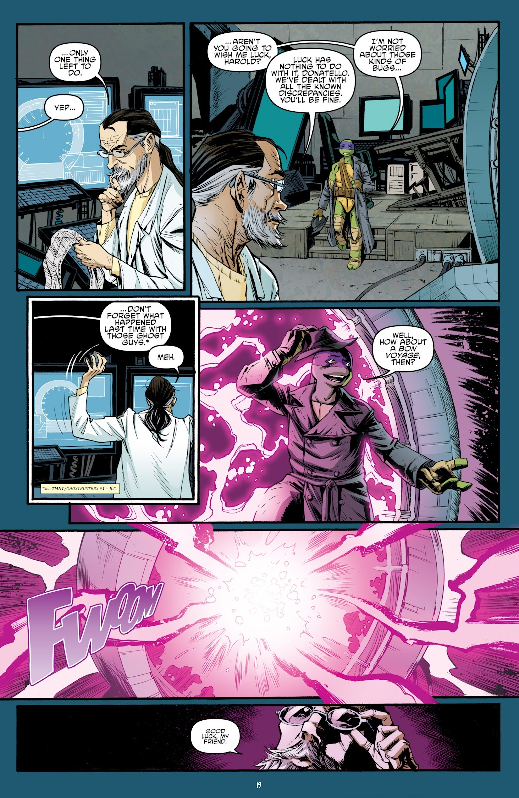 Read online Teenage Mutant Ninja Turtles: The IDW Collection comic -  Issue # TPB 5 (Part 3) - 78