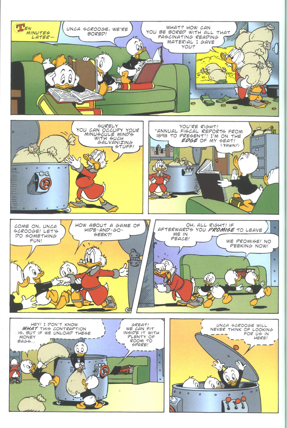 Read online Uncle Scrooge (1953) comic -  Issue #340 - 58