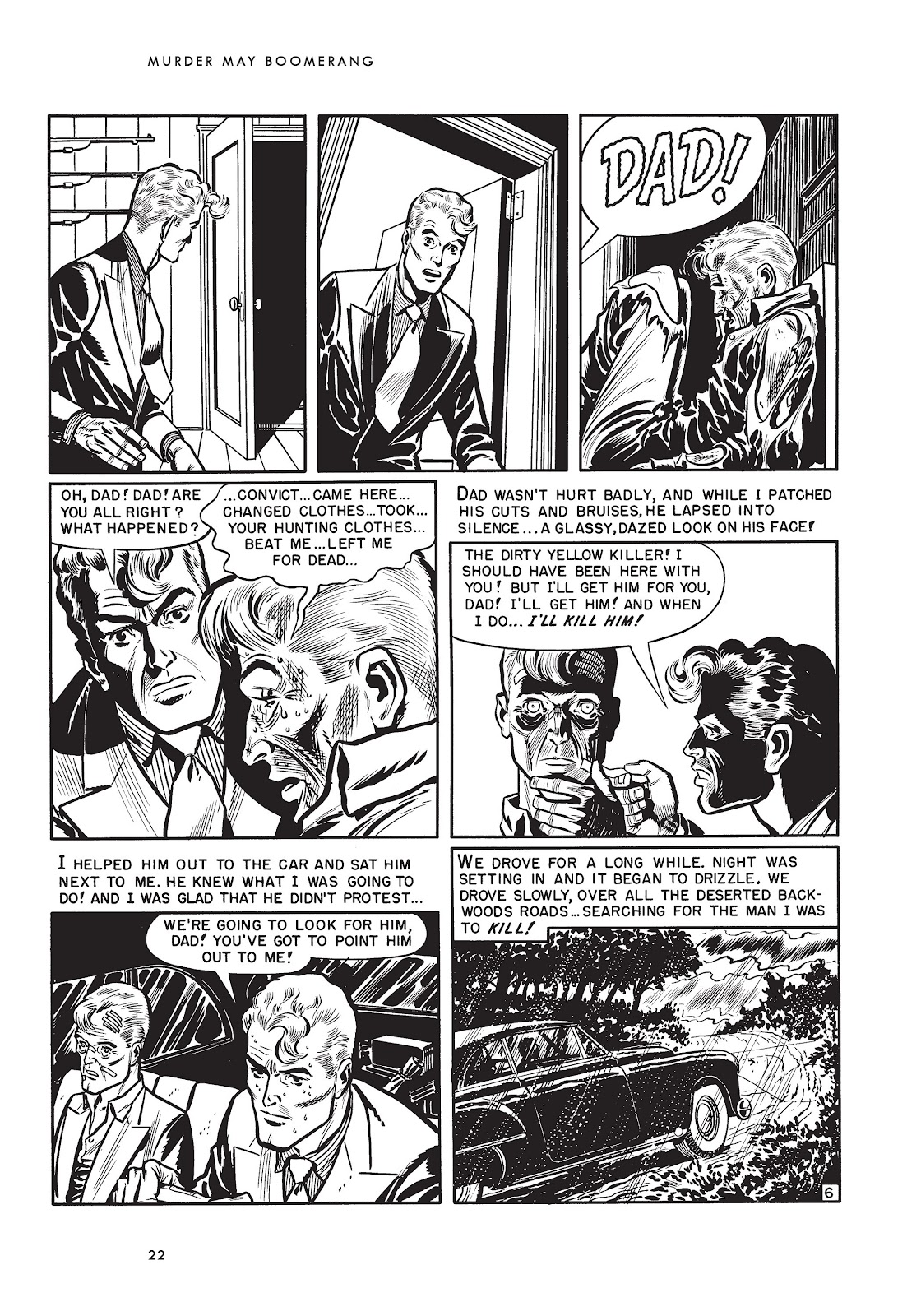 Read online Voodoo Vengeance and Other Stories comic -  Issue # TPB (Part 1) - 39