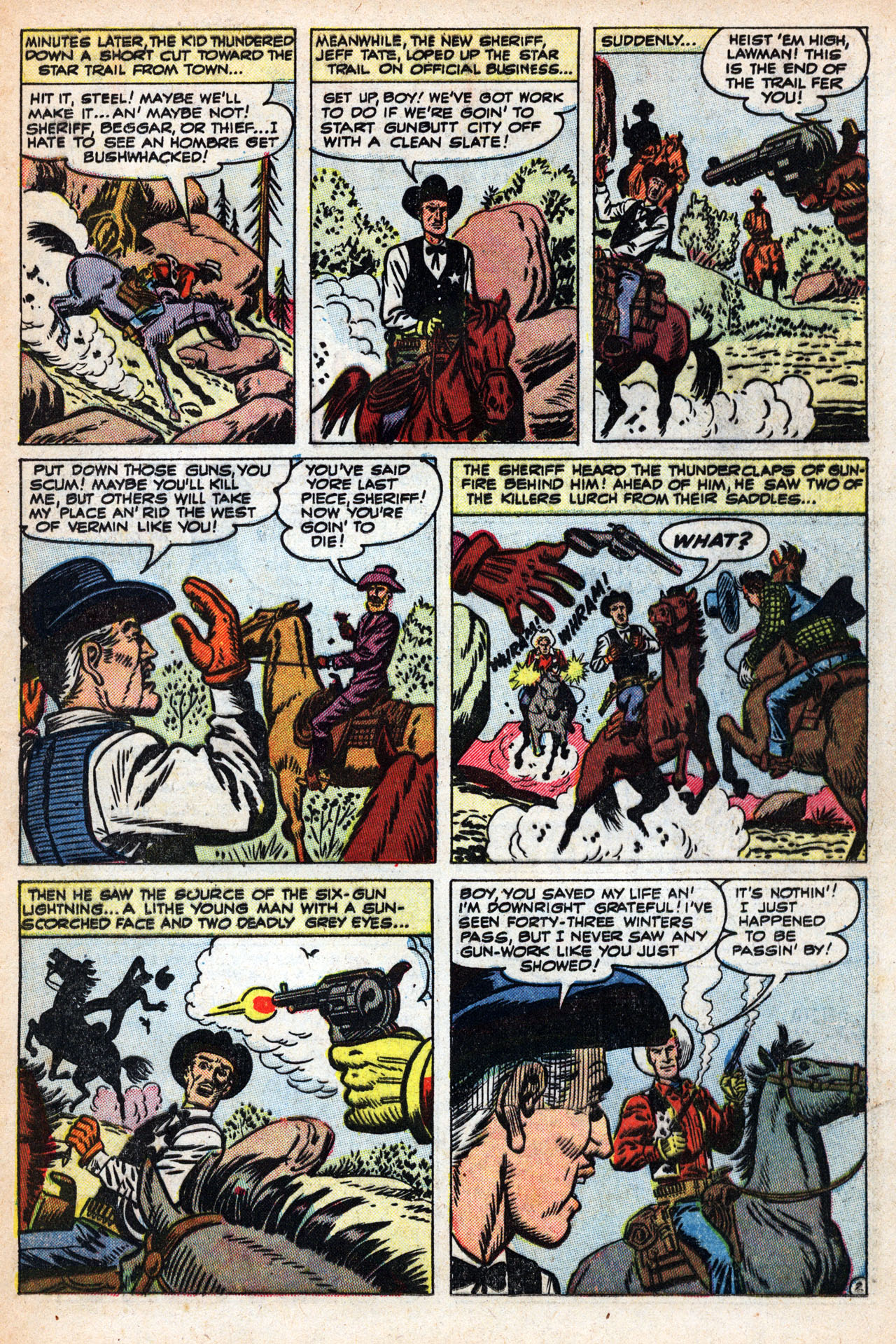 Read online Two-Gun Kid comic -  Issue #15 - 21