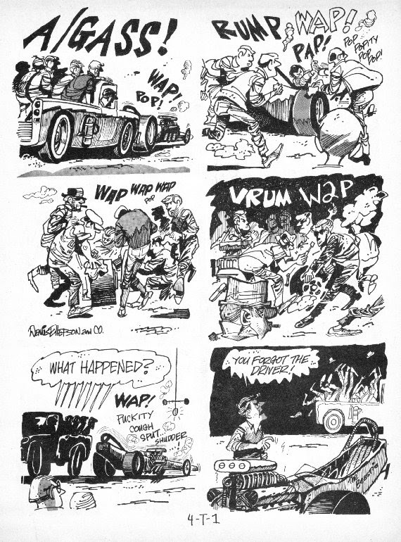 Drag Cartoons issue 6 - Page 41