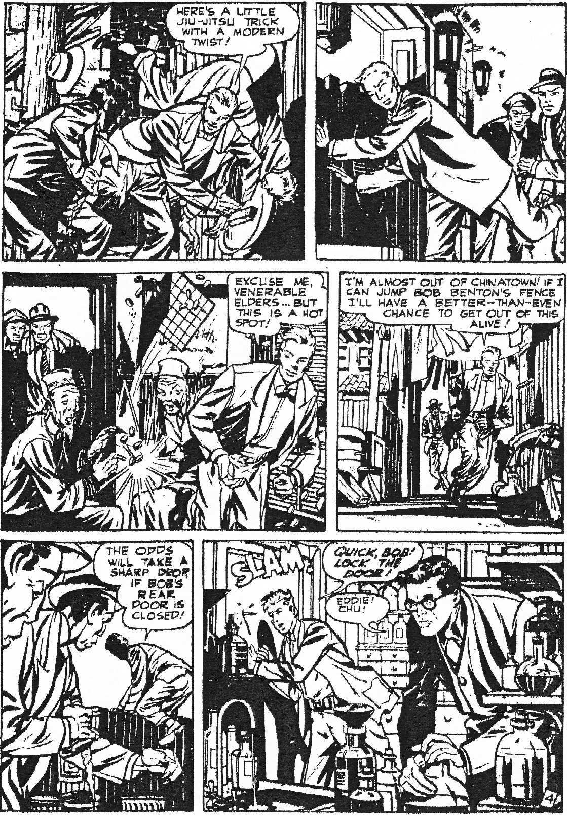 Read online Men of Mystery Comics comic -  Issue #84 - 18
