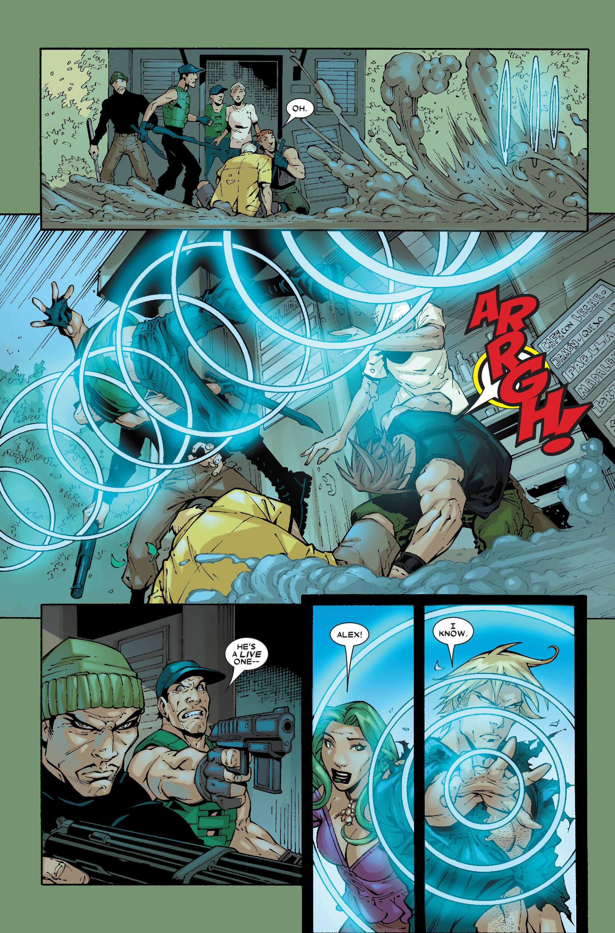 X-Men (1991) 180 Page 16