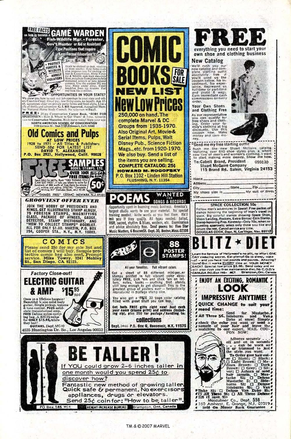 Read online Captain America (1968) comic -  Issue # _Annual 2 - 23