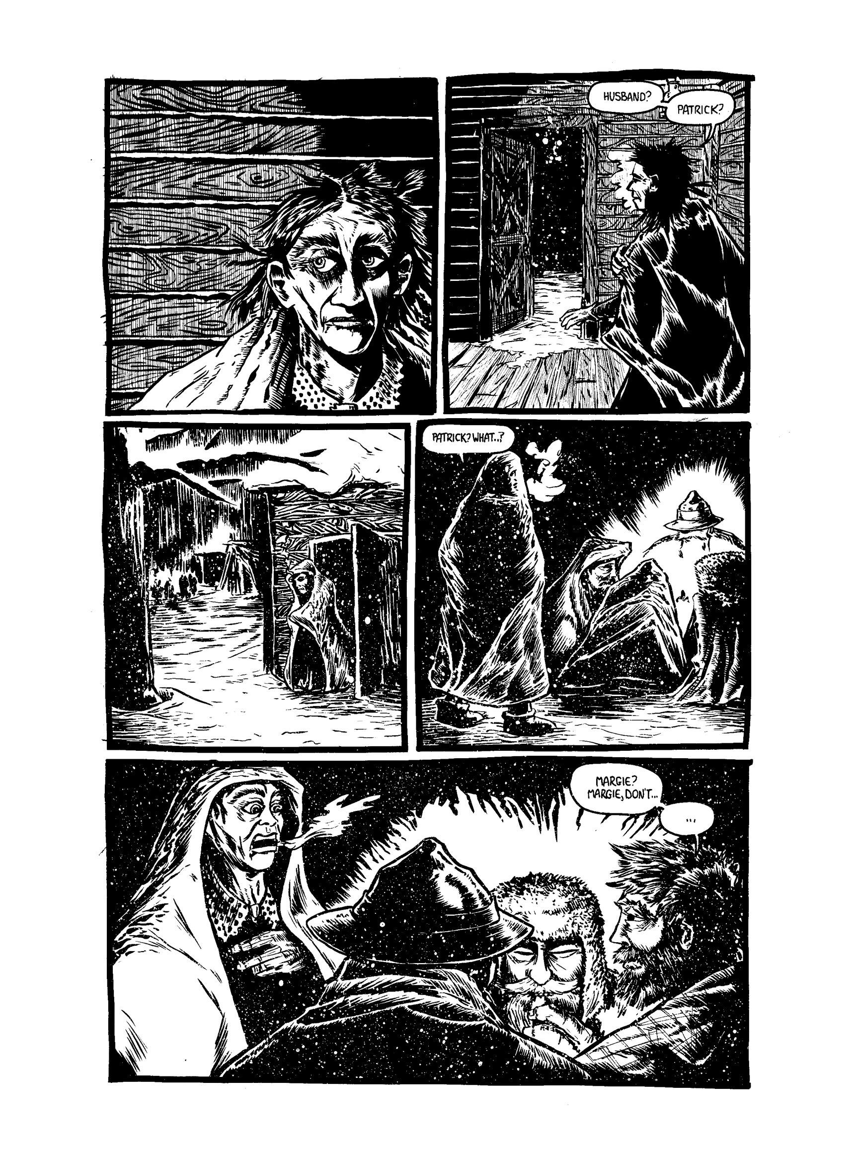 Read online FUBAR comic -  Issue #3 - 105
