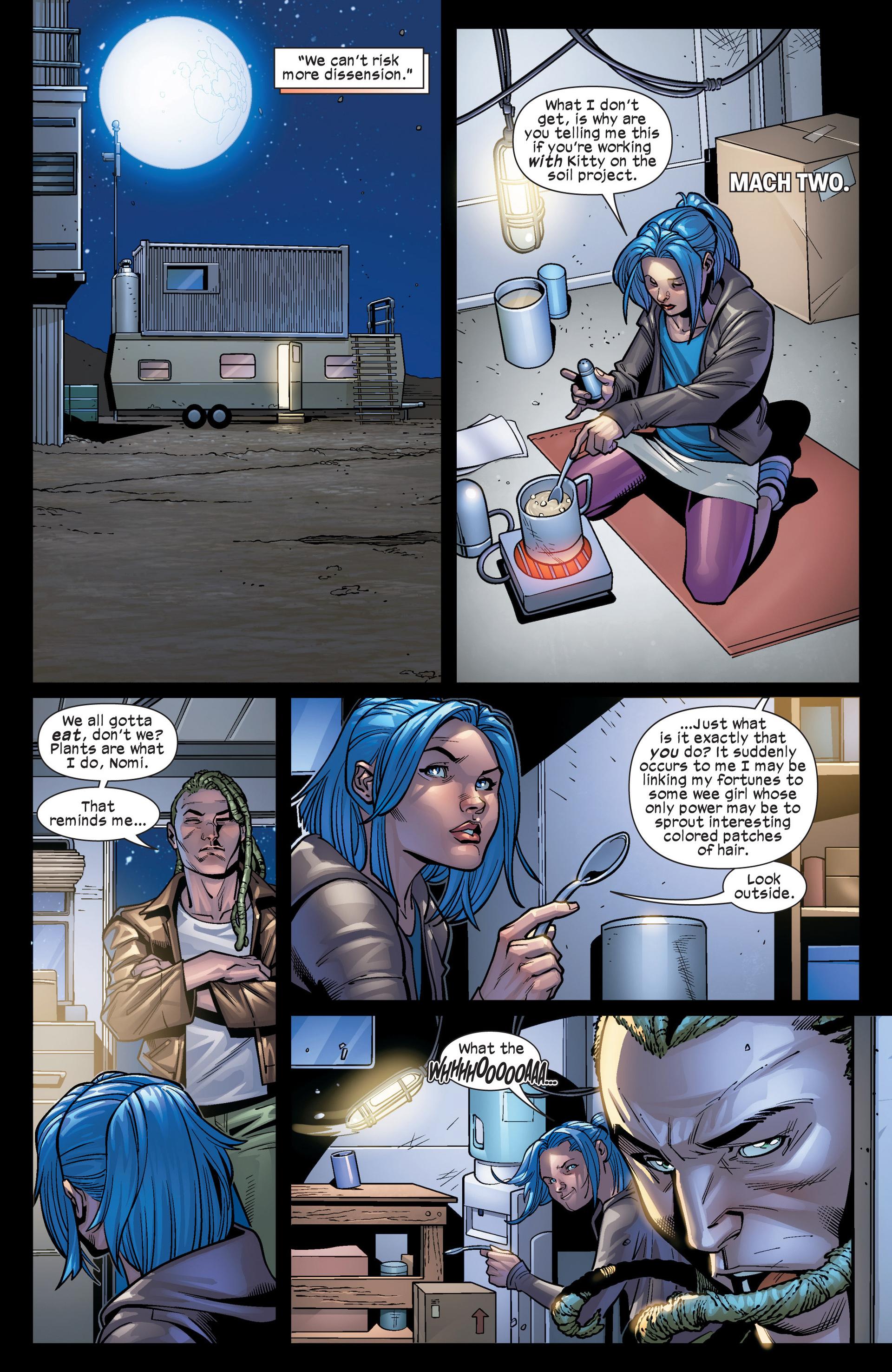 Read online Ultimate Comics X-Men comic -  Issue #19 - 17