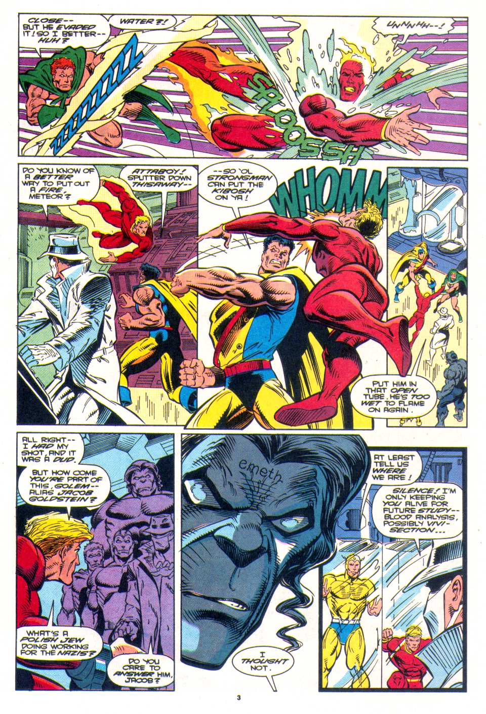 Read online The Invaders (1993) comic -  Issue #3 - 4
