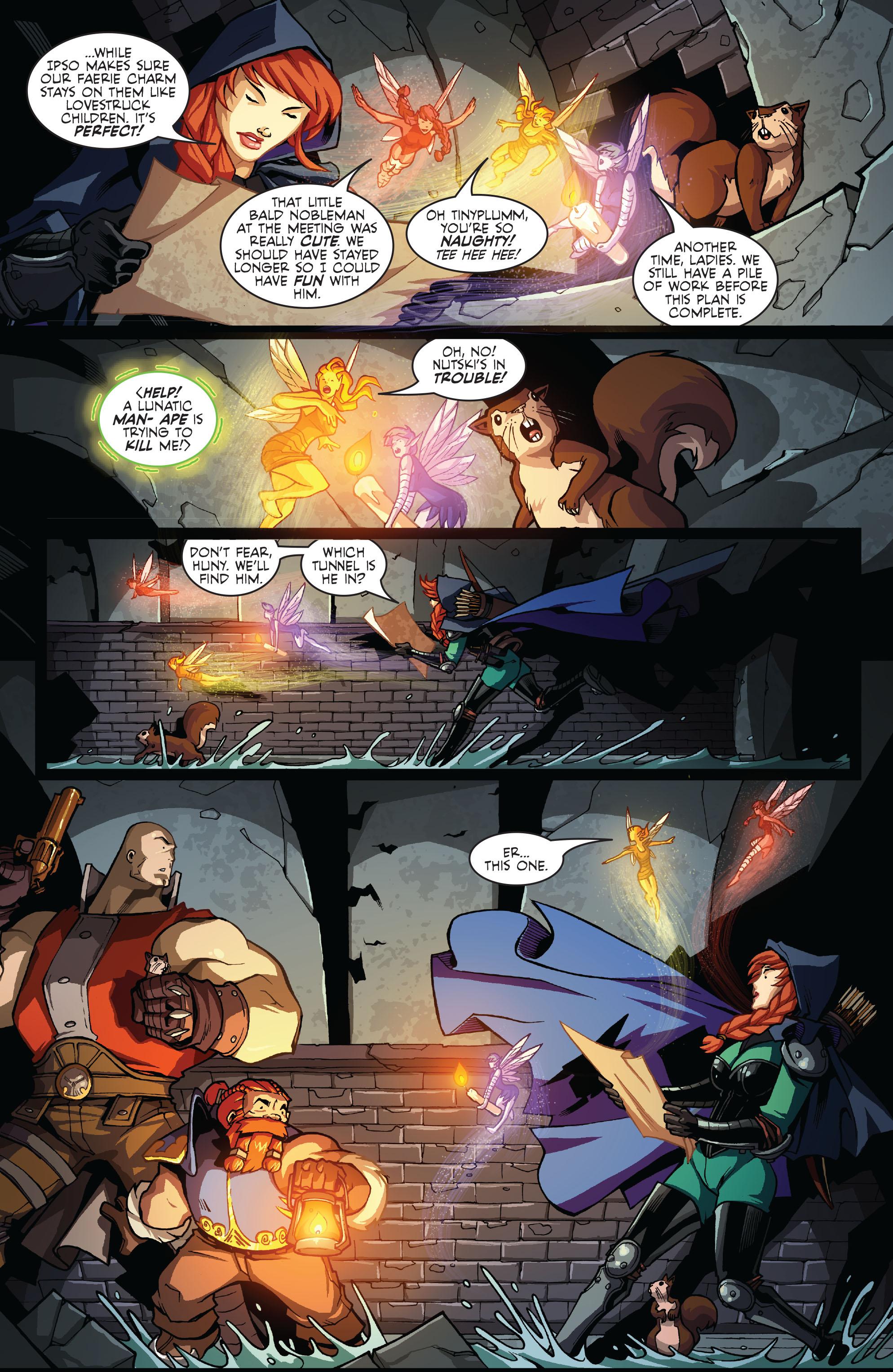 Read online Skullkickers comic -  Issue #9 - 18