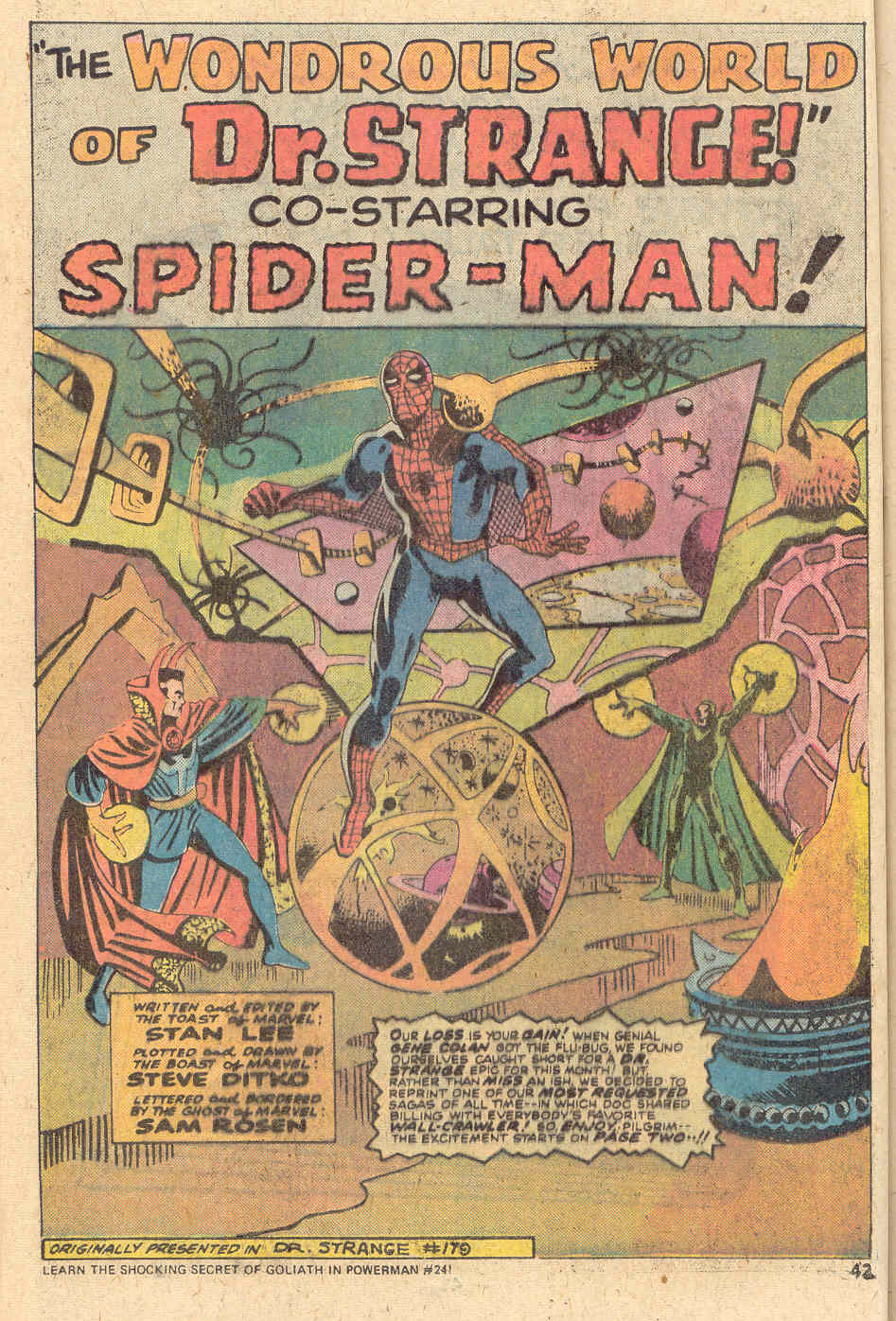 Giant-Size Spider-Man (1974) issue 4 - Page 33