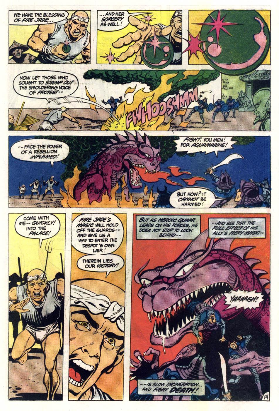 Read online Amethyst (1985) comic -  Issue #2 - 15