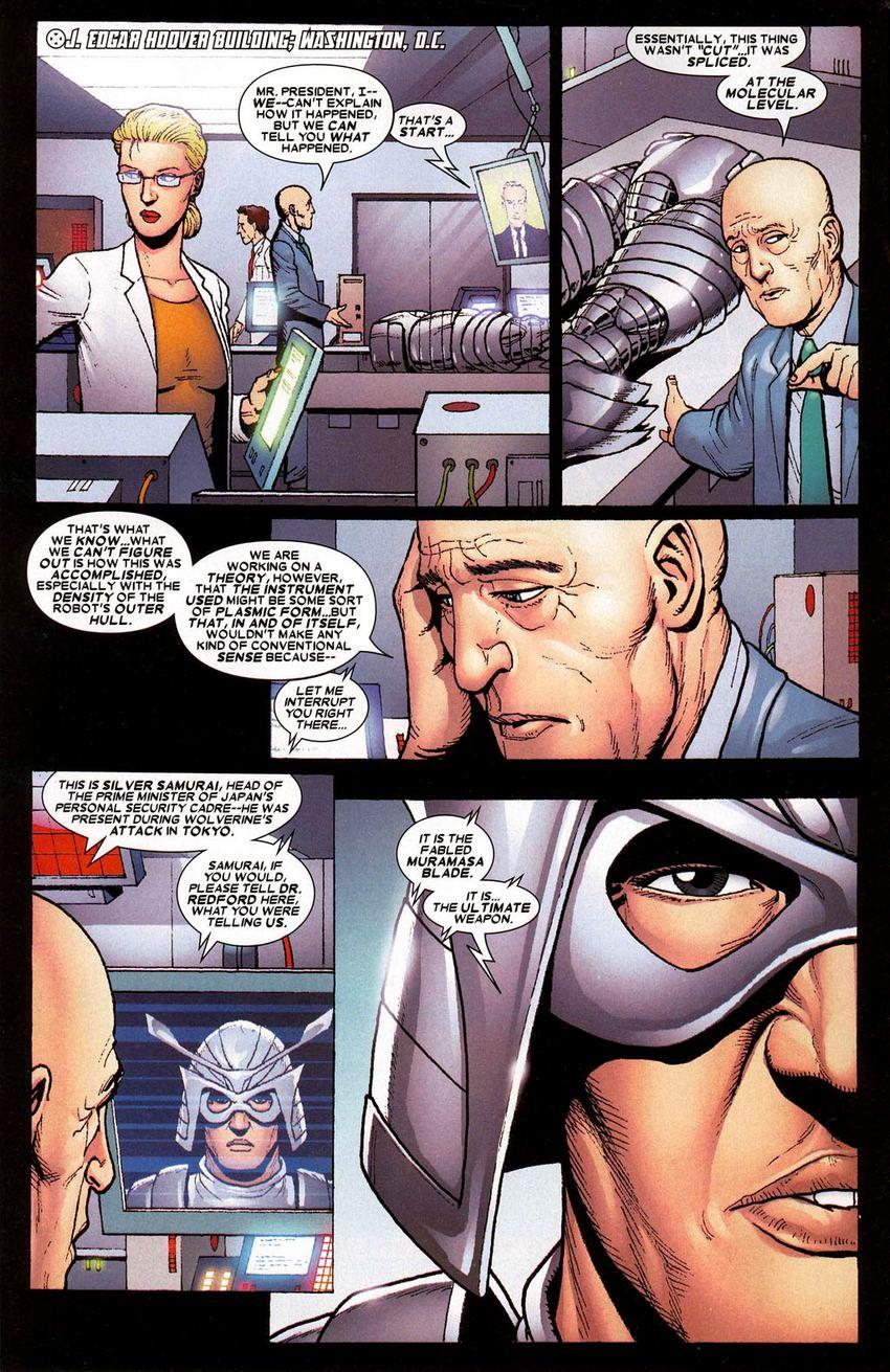 Read online Wolverine: Origins comic -  Issue #2 - 11