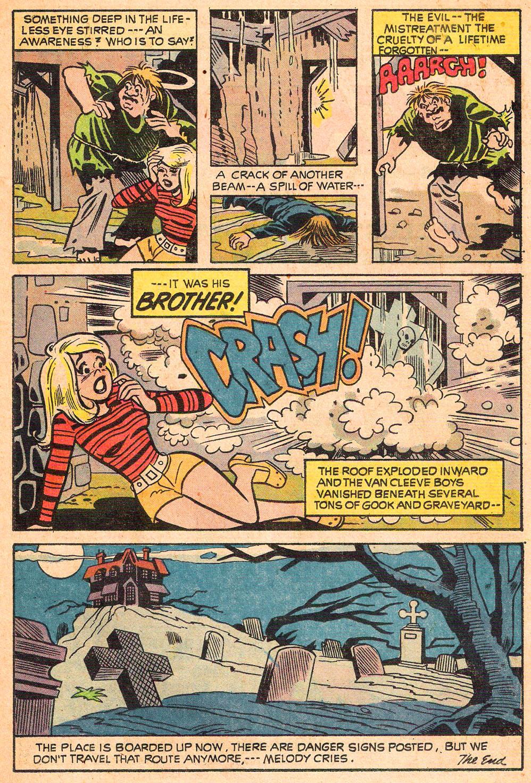 Read online She's Josie comic -  Issue #65 - 11