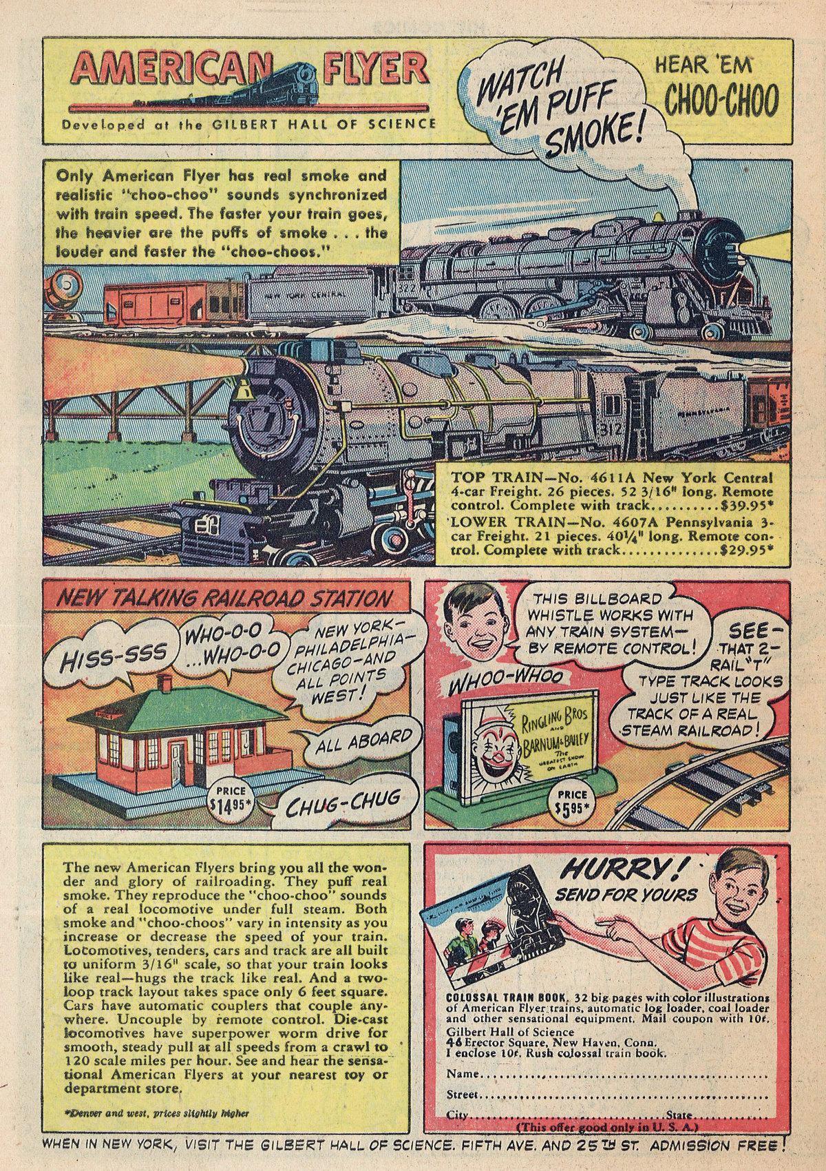 Read online Hit Comics comic -  Issue #55 - 50