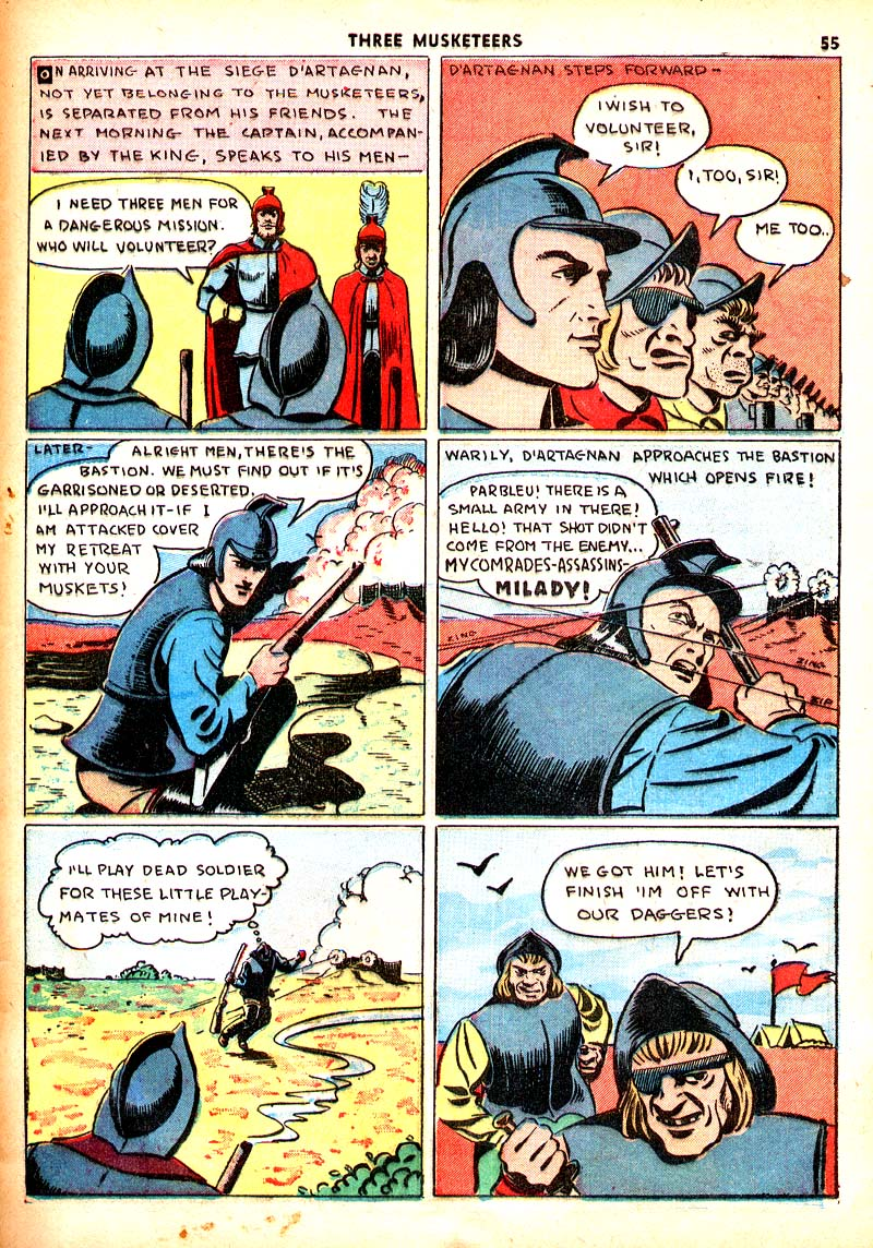 Read online Shadow Comics comic -  Issue #7 - 48