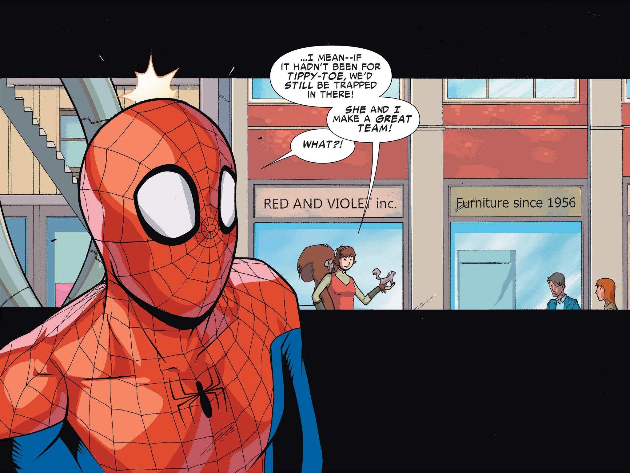 Read online Ultimate Spider-Man (Infinite Comics) (2016) comic -  Issue #1 - 54