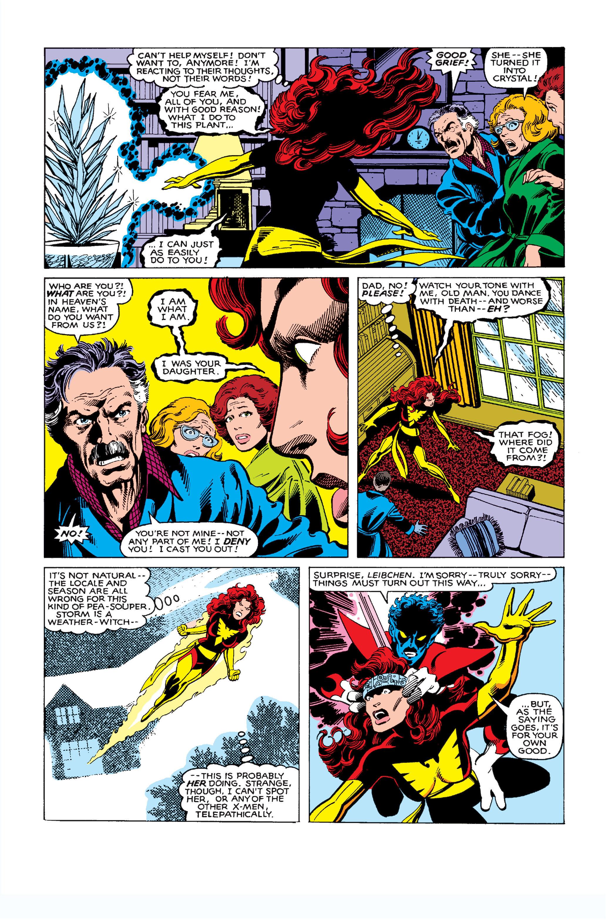 Read online Uncanny X-Men (1963) comic -  Issue #136 - 9