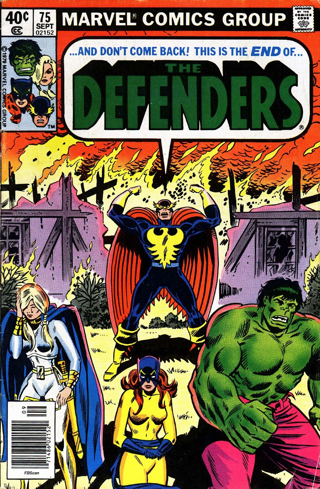 The Defenders (1972) 75 Page 1