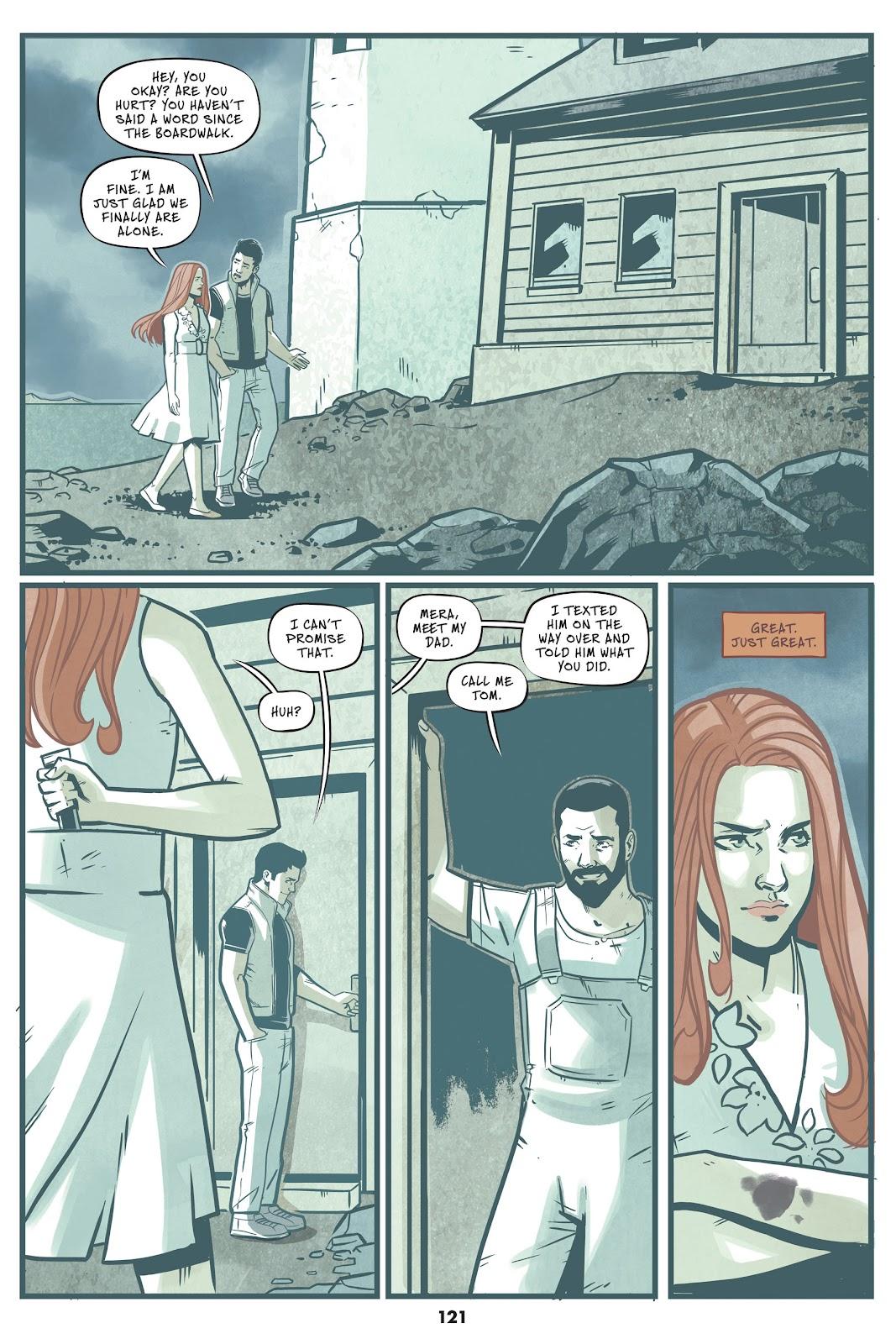 Read online Mera: Tidebreaker comic -  Issue # TPB (Part 2) - 21