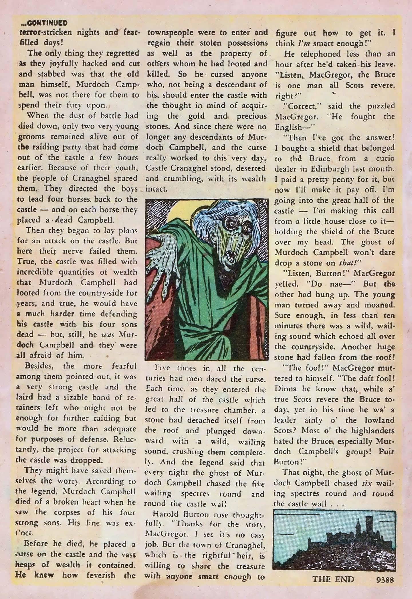 Read online Adventures into Weird Worlds comic -  Issue #2 - 20