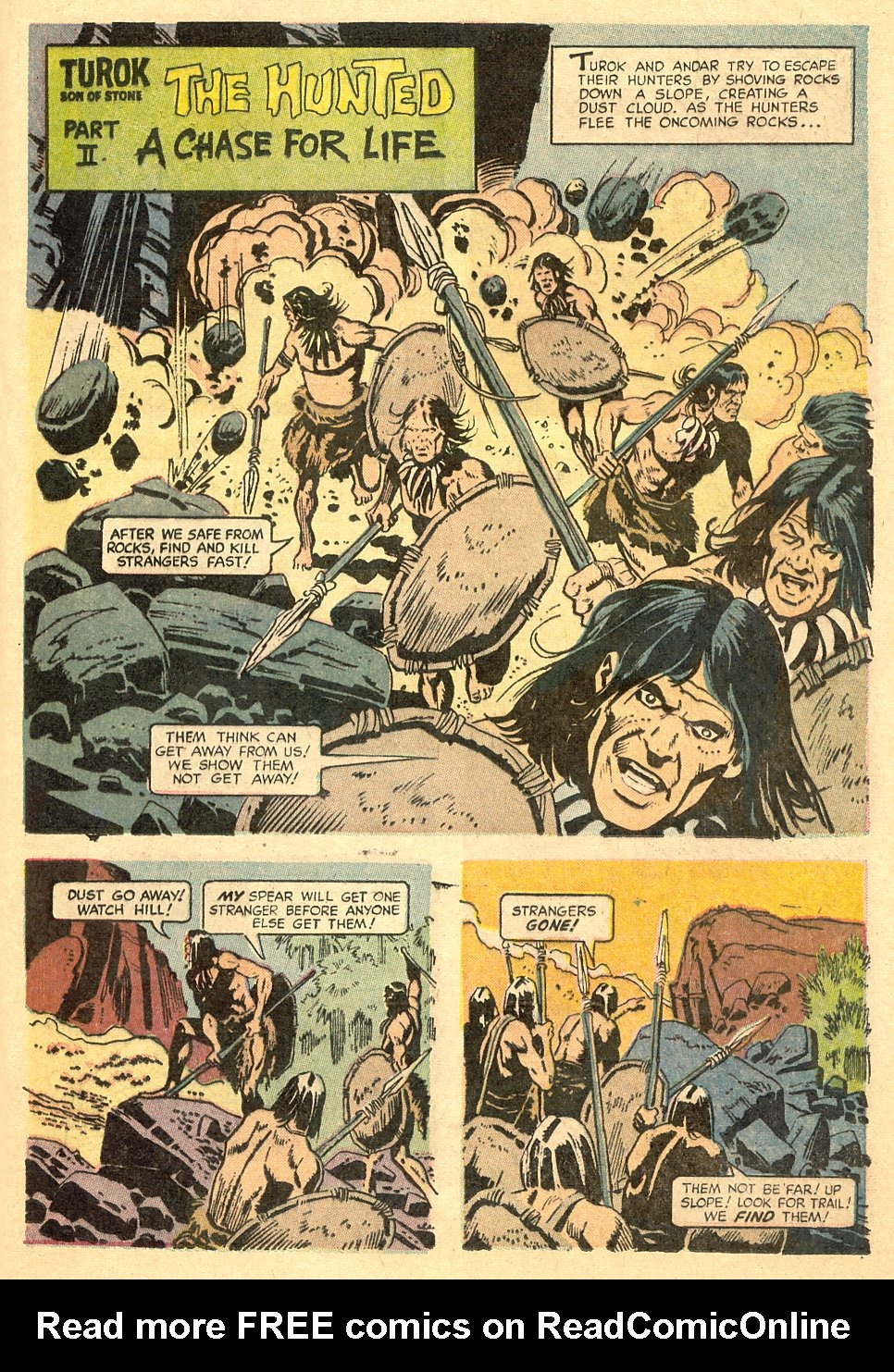 Read online Turok, Son of Stone comic -  Issue #68 - 21