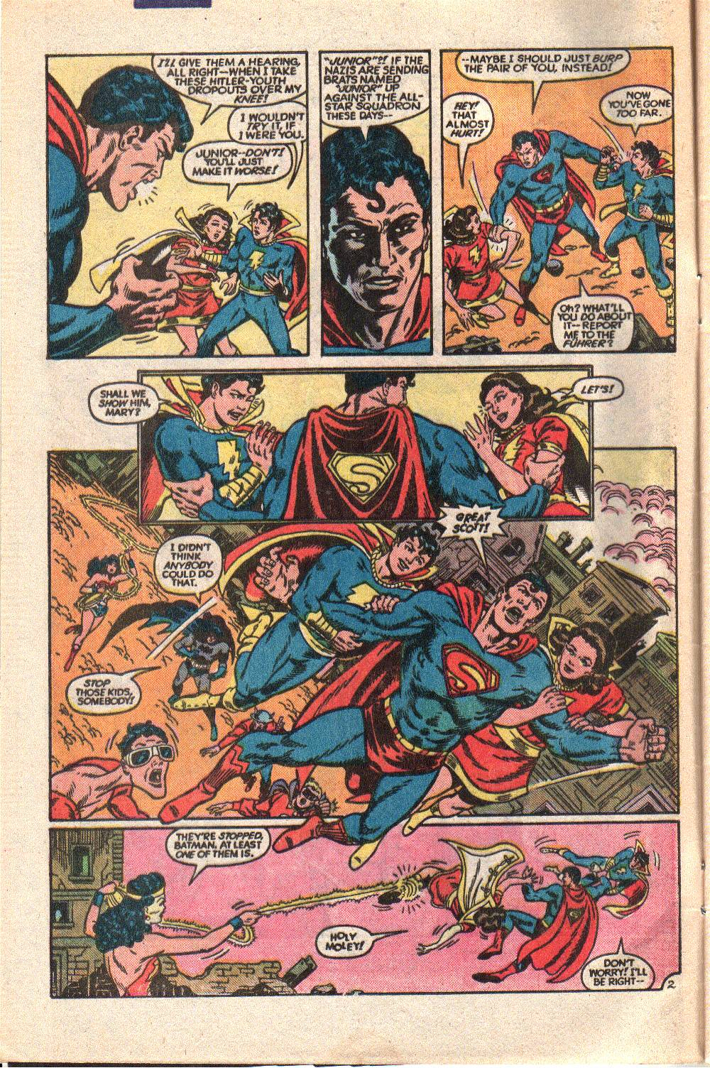 Read online All-Star Squadron comic -  Issue #37 - 4