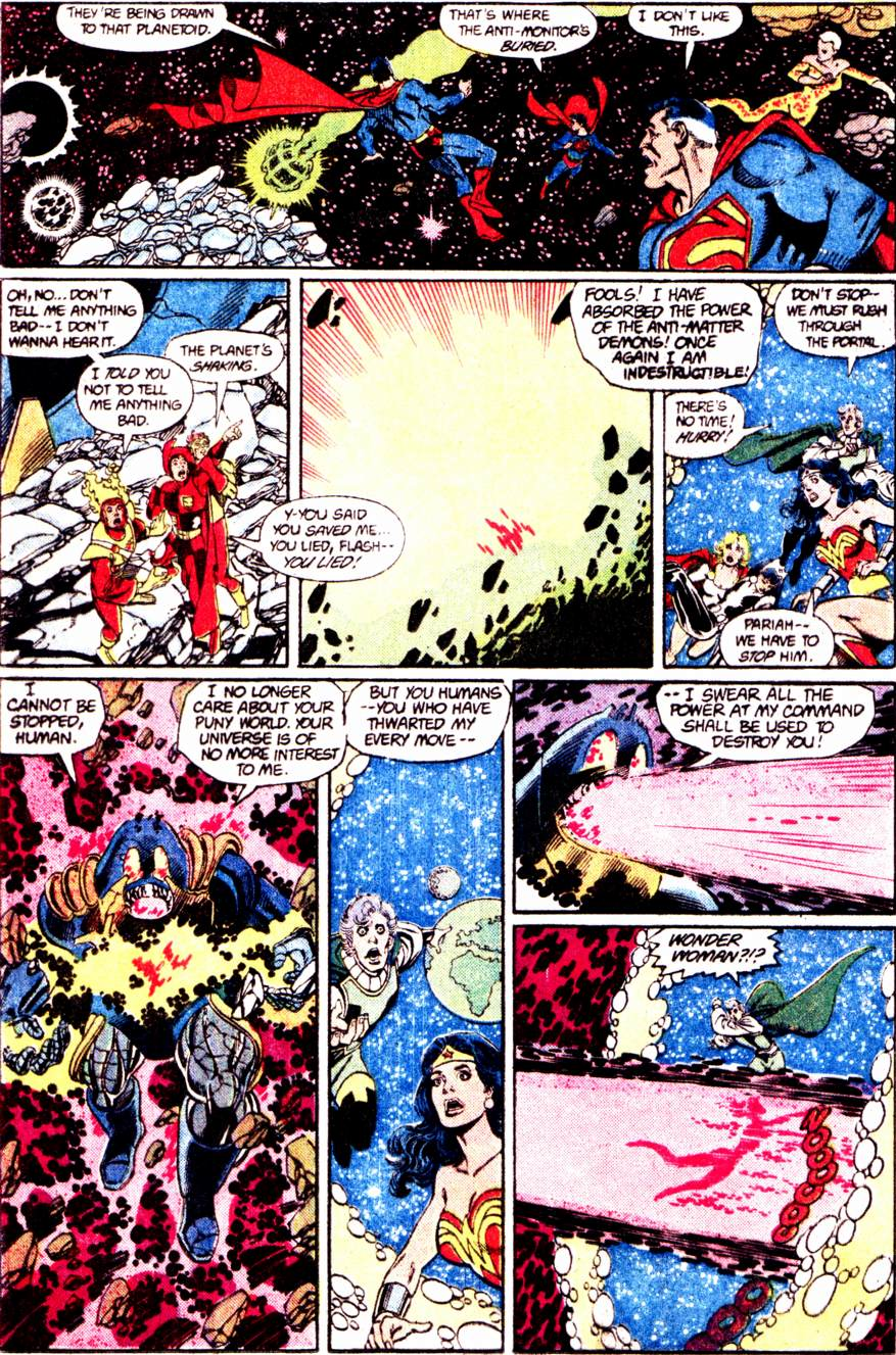 Crisis on Infinite Earths (1985) 12 Page 29