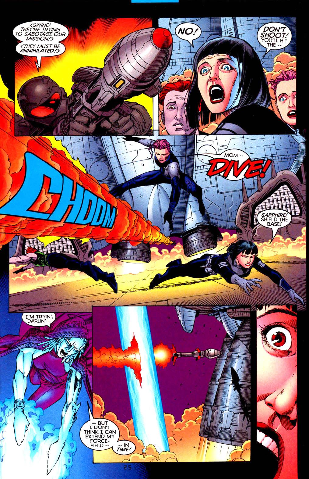 Read online Tangent Comics/ Doom Patrol comic -  Issue # Full - 26
